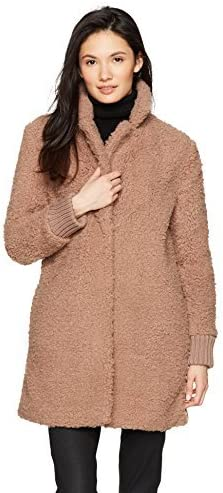 cupcakes and cashmere Womens Antebellum Wubby Coat