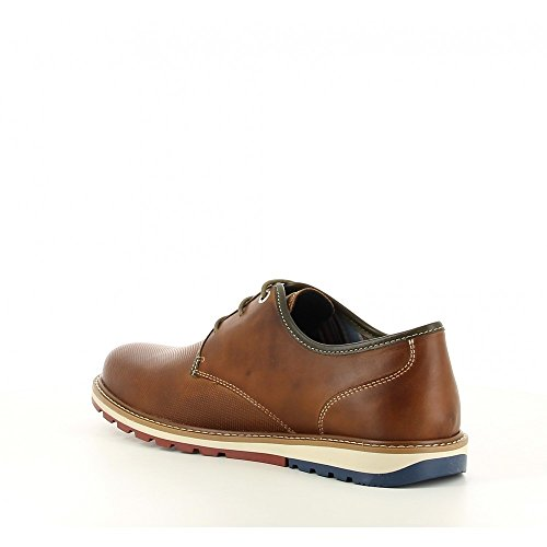 Hombre Zapatos Cuero de Cordones Pikolinos Berna Derby para M8j E0wq7gHx4