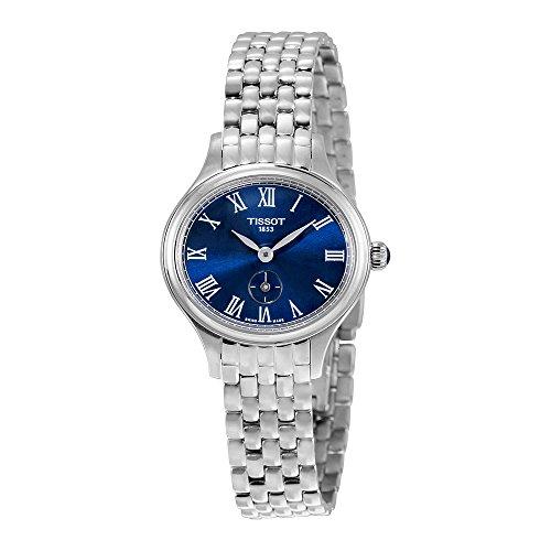 Price comparison product image Tissot Bella Ora Piccola Blue Dial Ladies Watch T103.110.11.043.00