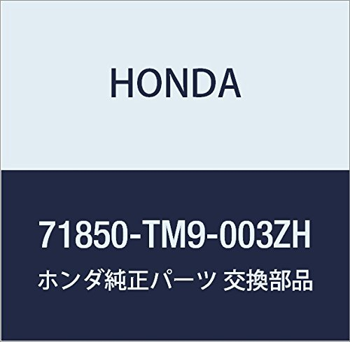 HONDA (ホンダ) 純正部品 ガーニツシユASSY. L.サイドシル フィット 品番71850-TF0-J01ZW B01M1AEDWG フィット|71850-TF0-J01ZW  フィット