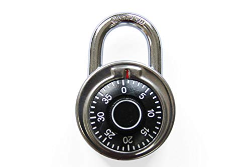 Standard dial Combination Lock with 50mm Diameter Lock Body Jiangnan Lock