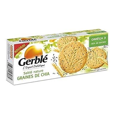 Gerblé - Galletas De Mantequilla 132 G Semillas De Chía La ...