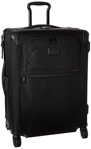 Tumi Alpha Short Trip Framed Packing Case, Black (Tumi Roller Suitcase)