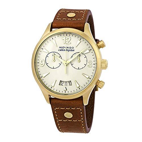 Movado Heritage Chronograph Ladies Watch 3650025