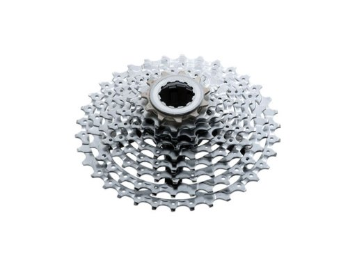 Shimano Deore XT CS-M770 9-Speed Cassette - 11x34 (Best Cassette For Climbing)
