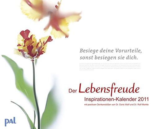 PAL Lebensfreude Inspirationen Wandkalender 2011