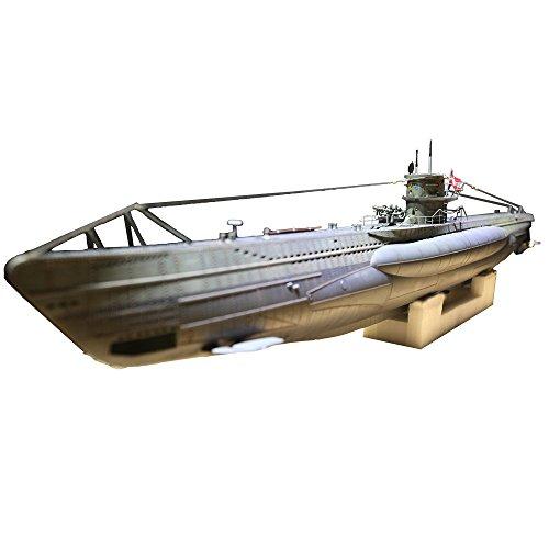 ARKMODEL VIIC Kit 1/48 German U-Boat RC Submarine Include ...