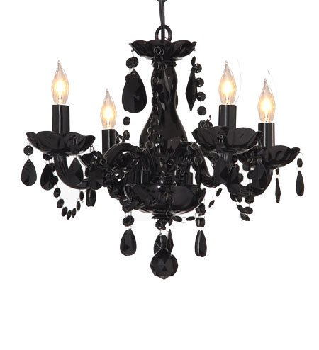 All jet black chandelier lighting crystal 17wx13h 4lts all jet black chandelier lighting crystal 17wx13h 4lts mozeypictures Image collections