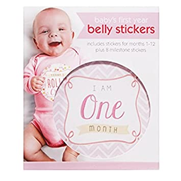 Other Baby Keepsakes Baby Baby First Year Belly Stickers 1-12 Months A Great Variety Of Models