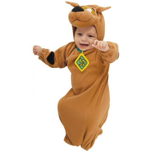 Scooby-Doo Bunting Costume,  Scooby Doo, 1-9 Months (Halloween 4 Movie Review)