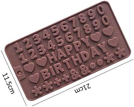 シリコーン数愛ハート型チョコレート型ベーキング