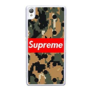 Supreme Logo for Sony Xperia Z3 Custom Cell Phone Case Cover 99TY000750
