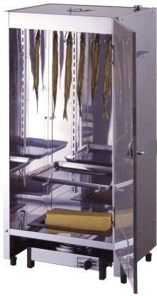 BE-TACKLE 【すぐに使えるスモーカーセットです】燻製器BEAVER&拘り派ウッドさくら4本セット(温度計付!) B01N1G1HGY