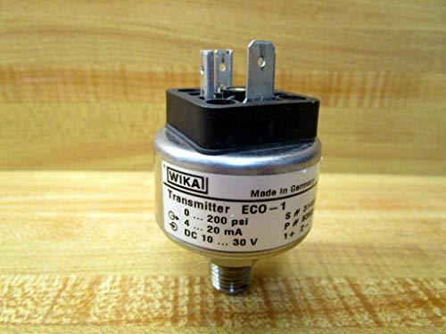 Transmitter Eco - WIKA EC0-1 Pressure Transmitter ECO-1
