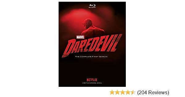 Amazon com: Daredevil: The Complete First Season [Blu-ray