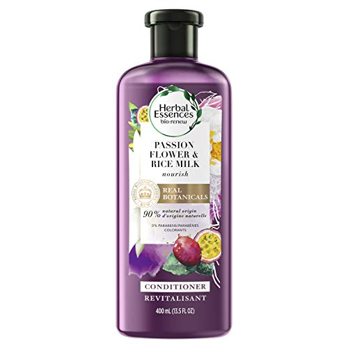 Herbal Essences Passion Flower & Rice Milk Conditioner, 13.5 Fluid Ounce