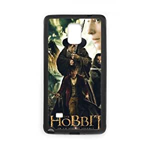 The Hobbit Samsung Galaxy Note 4 Cell Phone Case Black Exquisite gift (SA_459368)