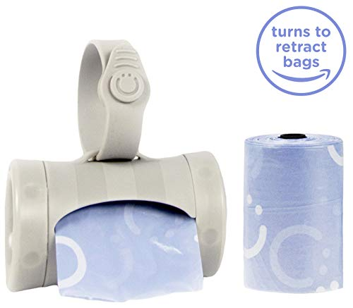 Find Bags Accessories (Ubbi Retractable On The Go Bag Dispenser, Lavender Scented, Baby Gift)
