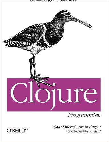 Clojure Programming
