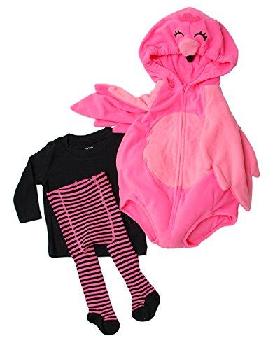 Carters Baby Halloween Costume Many Styles (3-6m, (Infant Flamingo Costume)