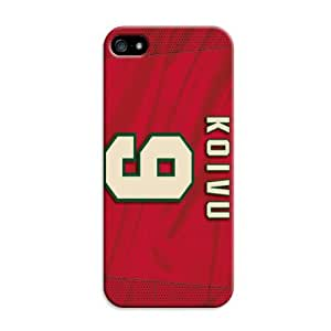 Nhl Minnesota Wild Collection Cases For Iphone 5C