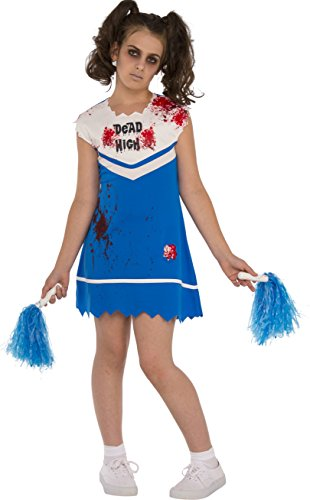 Cheerleader Costumes Teen (Rubies Costume Not So Cheery Teen Costume, Medium, Multicolor)
