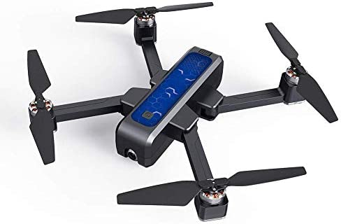 Mnjin RC Quadcopter B4W Drone con cámara 2K, 5G GPS Motor sin ...