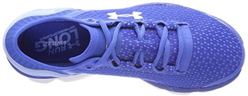 Mediterranean Bleu Speedform Chaussures 2 Running Armour Intake W Compétition Under Femme UA de S6qngwx7HP