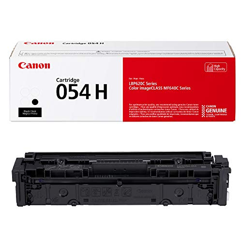 Cartridge 054 Black High Capacity - Yields up to 3,100 Pages