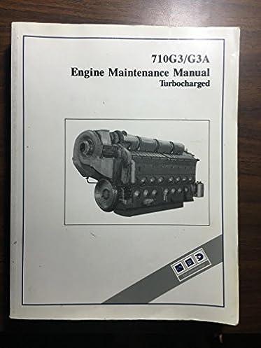 710g3 g3a engine maintenance manual turbocharged document ee000001 rh amazon com Electromotive Force Symbol Electromotive Force Equation