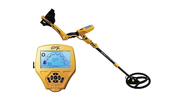 Ground EFX MX 100E 10 metal detector cerca Oro Monedas metaldetector nuevo: Amazon.es: Deportes y aire libre