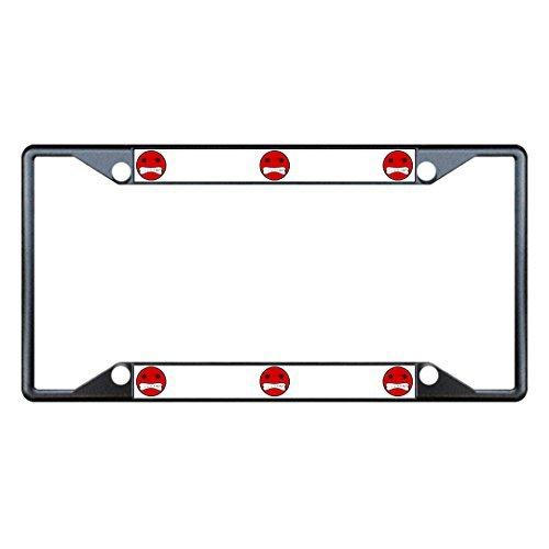 ac milan license plate frame - 7