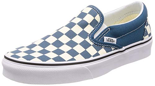 Jual Vans Unisex Classic (Checkerboard ) Slip-On Skate Shoe ... 69c925b04