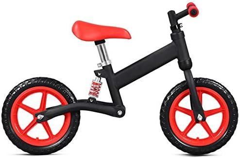 Bicicleta de equilibrio para los niños pequeños Niño Niña de 12 ...