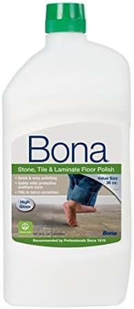 Floor Cleaners: Bona Stone Tile & Laminate Floor Polish