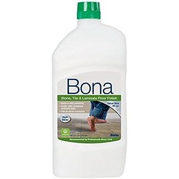 Amazon Com Bona Stone Tile Amp Laminate Floor Polish 36 Oz