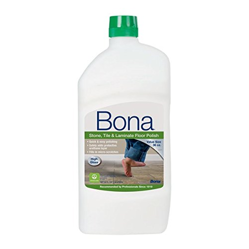 - Bona Stone Tile & Laminate Floor Polish, 36 oz