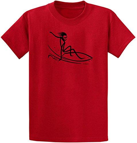 Koloa Surf Dude Logo Heavyweight Cotton - Hi Koloa