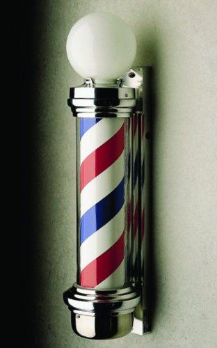 (William Marvy Company Barber Pole Mid-Size 39
