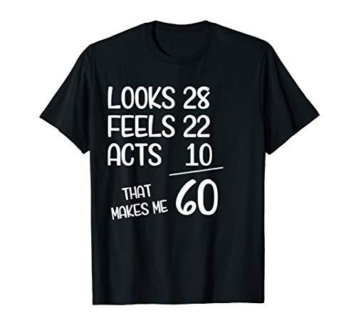 Funny 60th Birthday Gift Idea Nerd 1959 T Shirt