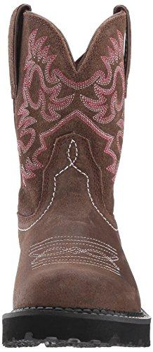 ARIAT WOMEN Damen Fatbaby Kollektion Western Cowboystiefel Dunkle Gerste