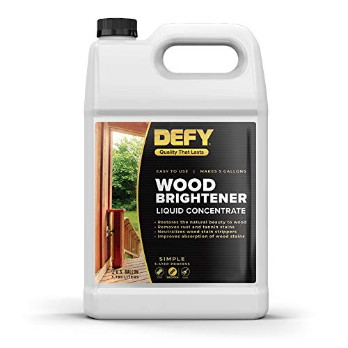 DEFY 1 Gallon Wood Brightener ()