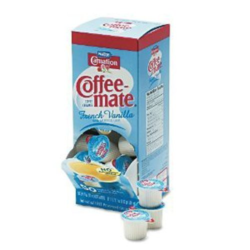 Review Coffee Mate French Vanilla Liquid Creamer (4 Boxes of 50) By Coffee by Coffee
