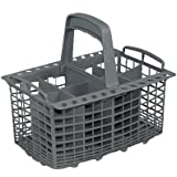 Panier à couverts universel pour de nombreuses machines à laver de 60cm de largeur