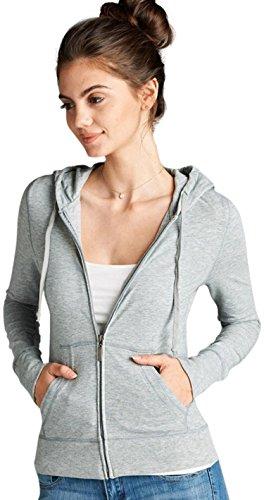 Drawstring Lined Sweatshirt - 1