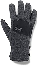 0d90614ae7a12 Under Armour ColdGear Infrared Fleece 2.0 Gloves for Men - Graphite - L UPC  190510587518