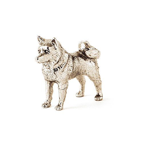 Finnish Spitz Made in UK Artistic Style Dog Figurine Collection