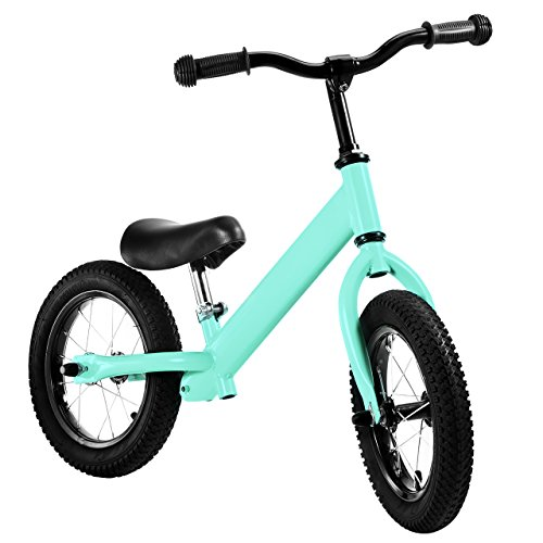 OMorc Mini Balance Bike for Kids from 18 Month to 5 Years Old, Durable Bearing and Frame, Soft Cushion Seat