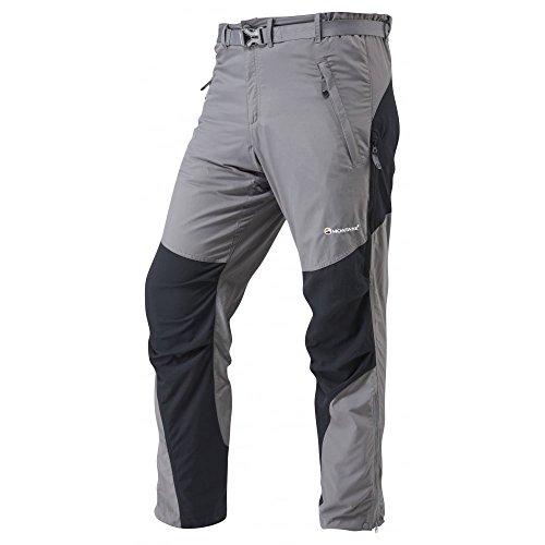 Montane Terra (Short Leg) Outdoor Pants - X Large - Graphite -