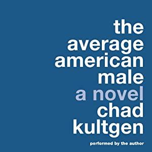 The Average American Male Audiobook